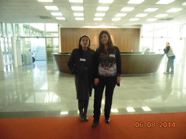 Marcia Maluf e Danusia Miranda